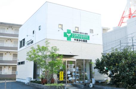 上中野店の外観写真